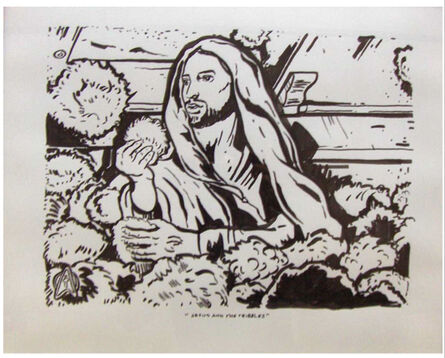 Reverend Ethan Acres, 'Jesus and the Tribbles', 2002