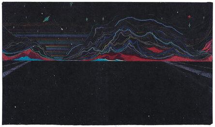 Zhou Fan 周范, 'Landscape 风景 00:01', 2014