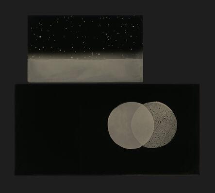 Nadezda Nikolova-Kratzer, 'Elemental Forms, Landscape no. 133', 2021