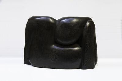 Wang Keping 王克平, 'Femme accroupie', 1999