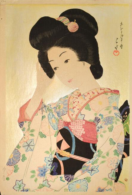 Kawase Hasui, 'Departing Spring (Yuku haru)', 1925