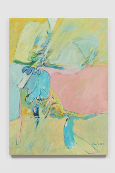 James Moore, 'Untitled I (Medium 3)', 1972
