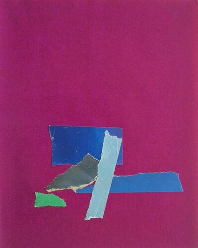 Lili Dujourie, 'Stilleven', 1976