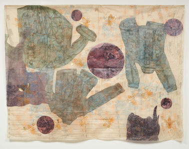Mehwish Iqbal, 'Diorama of Lost Space', 2019