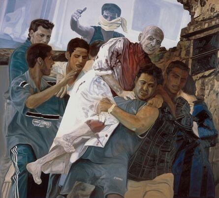 Damien Hirst, 'Suicide Bomb Aftermath (Baghdad)', 2004-2005
