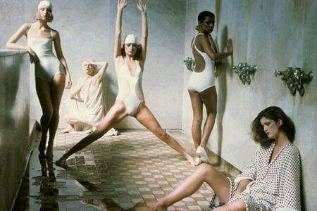 Deborah Turbeville, 'From the Bath House Series, Vogue', 1975
