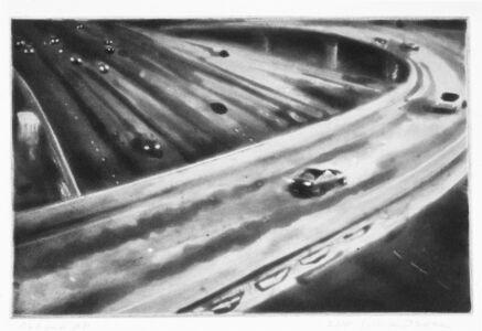 Jessica Dunne, 'On-ramp', 2000