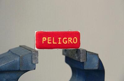Rocío Moreno, 'PELIGRO - SEGURO', 2019