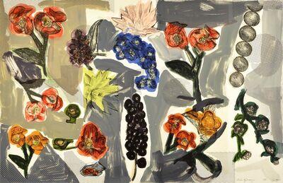 Roberto Juarez, 'Flowers and Pearls VIII', 2013