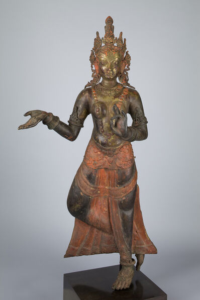 'River Goddess Yamuna', 18th century