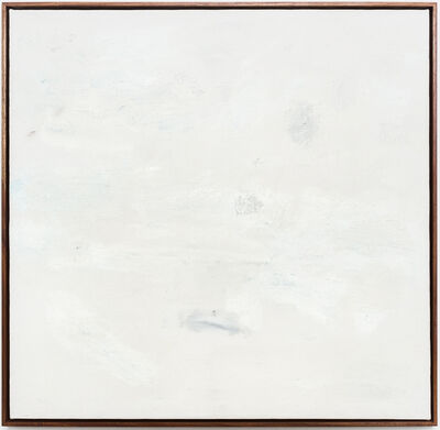 Jared Ginsburg, 'Untitled painting (writing and walking) III', 2020-2021