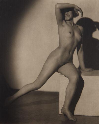 Frantisek Drtikol, 'Nude', circa 1929