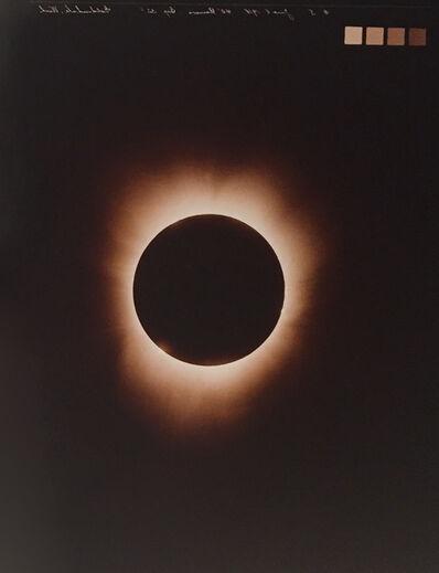 Linda Connor, 'Solar Eclipes, Goldendale, WA, Jun 8, 1918', 2000