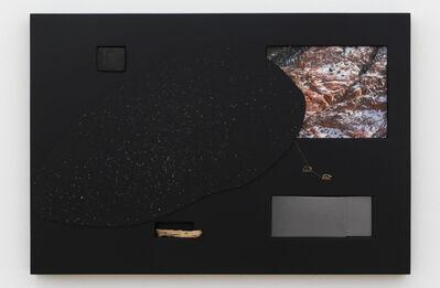 Myeongsoo Kim, 'Landscape with two bears', 2018