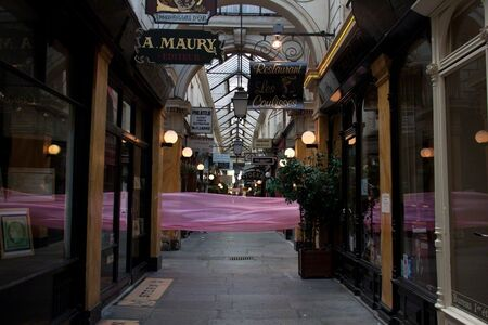 Celeste Leeuwenburg, 'Passage des Panoramas, Paris', 2010