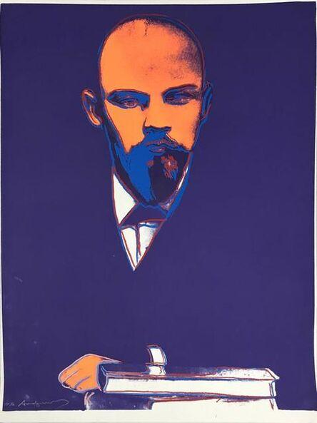 Andy Warhol, 'Lenin IIB.402', 1987