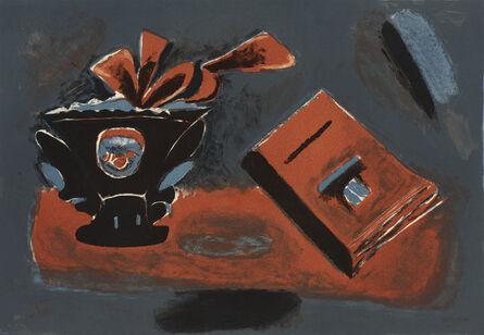Henri Hayden, 'Still Life (Black Vase, Potiche Noir)', 1968