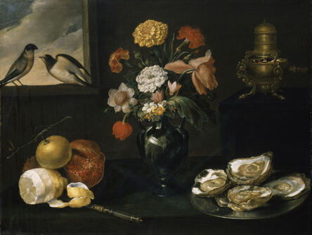 Jacques Linard, 'Still Life with the Four Elements ', ca. 1640
