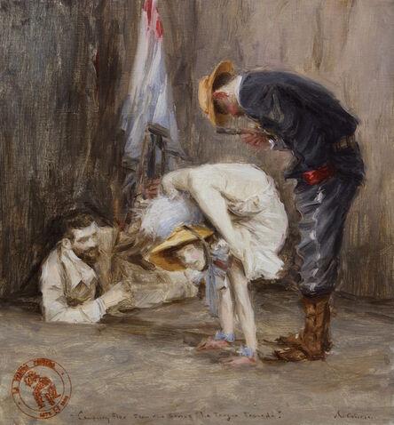 Ariel Cabrera Montejo, 'Costumbres de la guerra fecunda', 2016