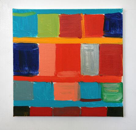 Stanley Whitney, 'Untitled', 2010