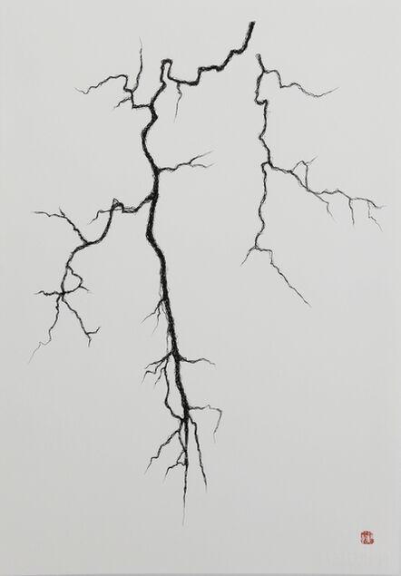 Tadanori Yamaguchi, 'TAKUSAN NO KAMINARI', 2020