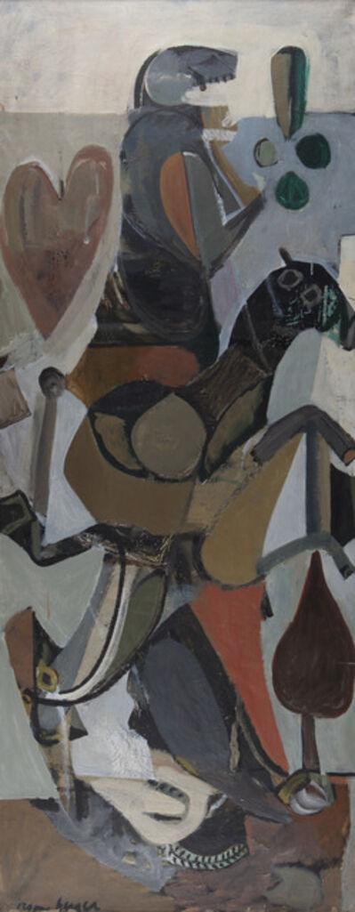 Jason Berger, 'Playing Card', 1949