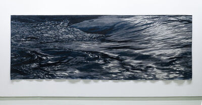 Kari Dyrdal, 'Grey Water', 2015