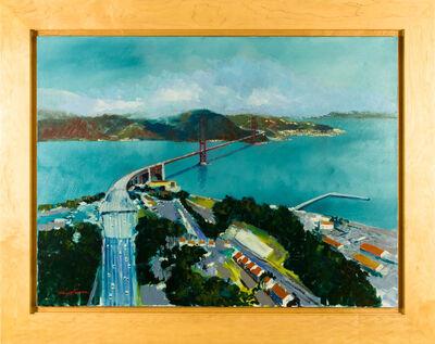 Kerry Hallam, 'San Francisco Bay', 2003