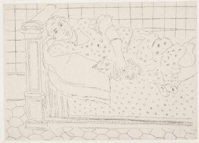 Henri Matisse, 'Le Repos Sur Le Lit', 1929