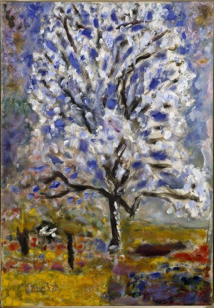 Pierre Bonnard, 'L'Amandier en fleurs (The Almond Tree in Blossom)', 1946-1947