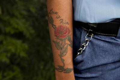 Gillian Laub, 'Love is pain', ca. 2012