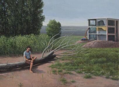 Serban Savu, 'The Thorn', 2020