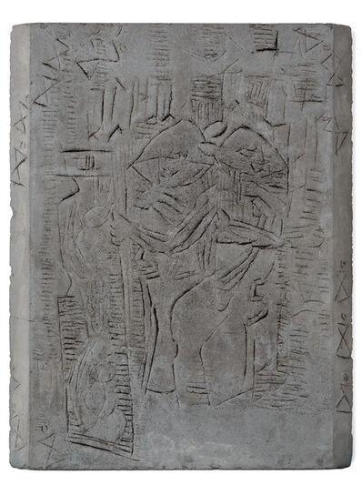 Siri Derkert, 'Roddarmadamer/Kvinnopelaren', 1956
