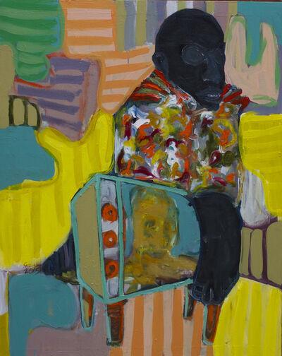 Gresham Tapiwa Nyaude, 'Mixed medias, Part 2', 2015