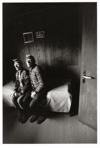 Elin Høyland, 'The Brothers // #15', 2001-2007