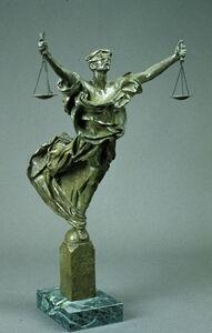 Raymond Kaskey, 'Justice '