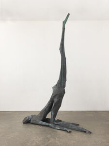 Georg Herold, 'Mount Parmass', 2011/2012
