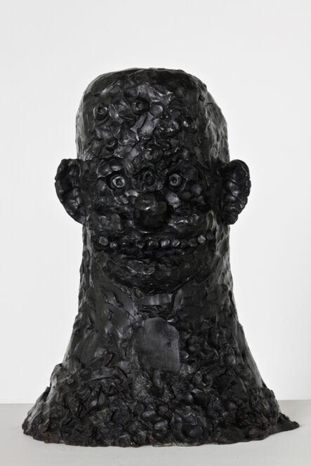 George Condo, 'The Liquor Store Attendant', 2012