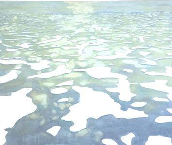 Sibel Kocabasi, 'Green Glacier', 2015