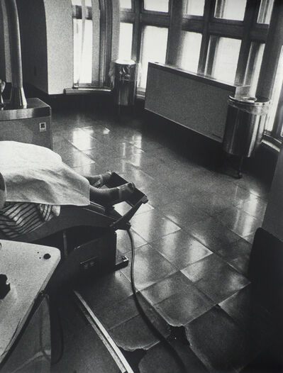 Ishiuchi Miyako, 'Suidobashi 5', 1982