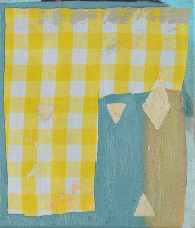Hilde Overbergh, 'La couleur jaune pour le petit dejeuner', 2019
