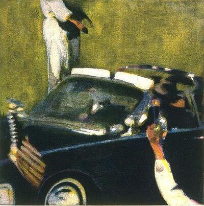 Christopher Brown, 'Flag', 1994