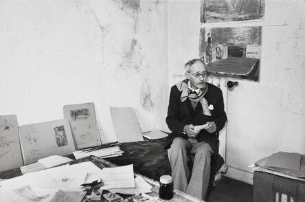 Henri Cartier-Bresson, 'Pierre Bonnard, Le Cannet, France, 1944', printed later