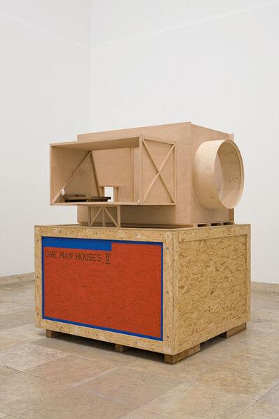 Thomas Schütte, 'One Man House III', 2005