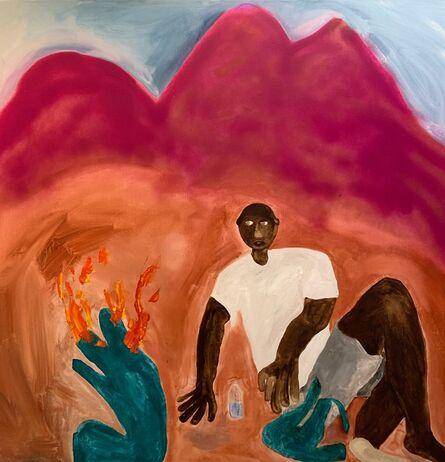 Marcus Leslie Singleton, 'Moses', 2020