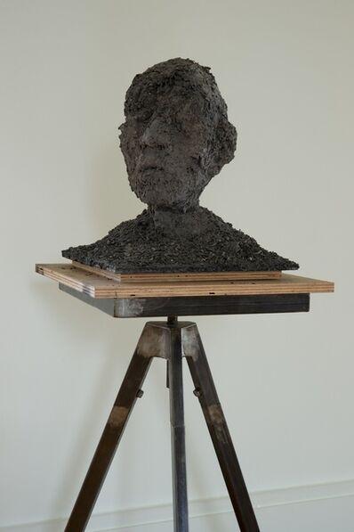 Zhang Huan, 'Ash Head No. 16', 2007