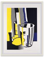Roy Lichtenstein, 'Before the Mirror', 1975