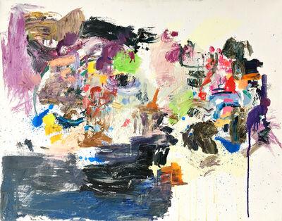 Melanie Parke, 'Train Reaction', 2016