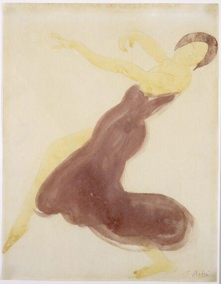Auguste Rodin, 'Dancer'