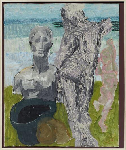Markus Lüpertz, 'Arkadien - Circe.', 2013